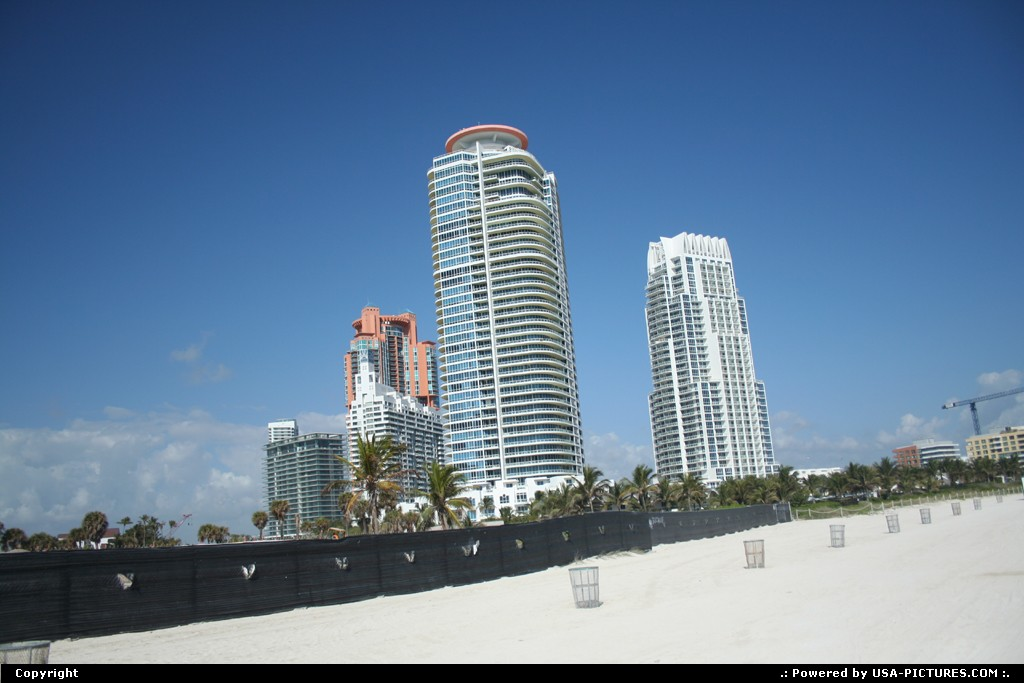 Picture by elki: Miami Beach Florida   Buiding @Miami Beach