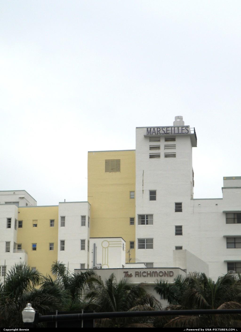 Picture by Bernie:Miami BeachFlorida