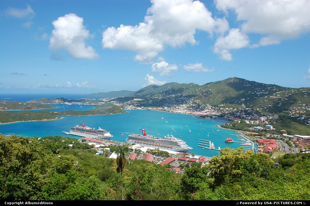 Picture by Albumeditions:Not in a cityFloridaCaribbean St.Thomas