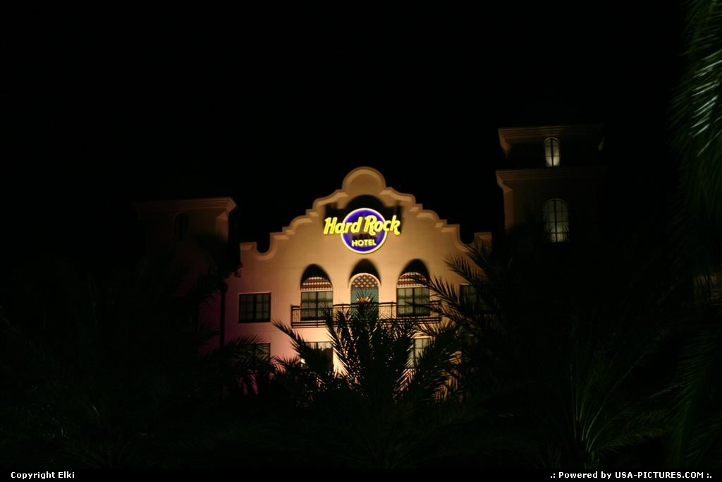 Picture by elki: Orlando Florida   hard rock, hotel, universal