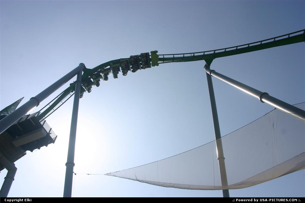 Picture by elki: Orlando Florida   universal, hulk