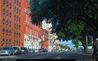 Photo by LoneStarMike | Savannah  downtown, historic, district