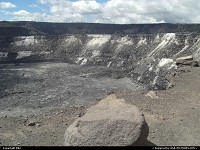 Photo by elki |  Hawaii Volcanoes volcano, crater