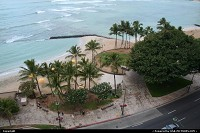 Hawaii, Waikiki Beach