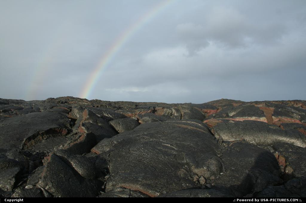 Picture by elki:HawaiiHawaii Volcanoeslava