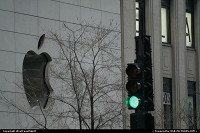 Photo by WestCoastSpirit | Chicago  chicago apple
