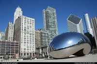 Photo by WestCoastSpirit | Chicago  art, modern, skyline, skyscraper
