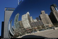 Photo by WestCoastSpirit | Chicago  art, modern, prudential, skyline, skyscraper