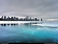 Photo by TheKnock | Chicago  Chicago winter