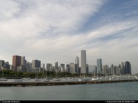 Photo by TheKnock | Chicago  Chicago Skyline - from otherside