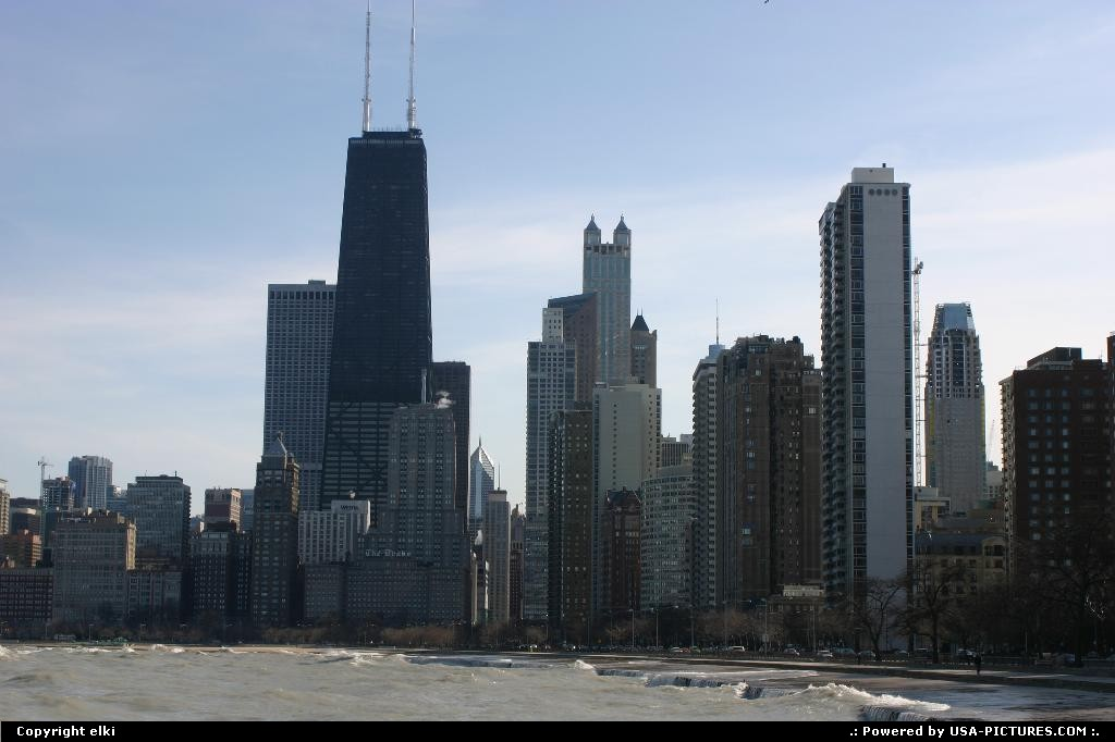 Picture by elki:ChicagoIllinoischicago beaches