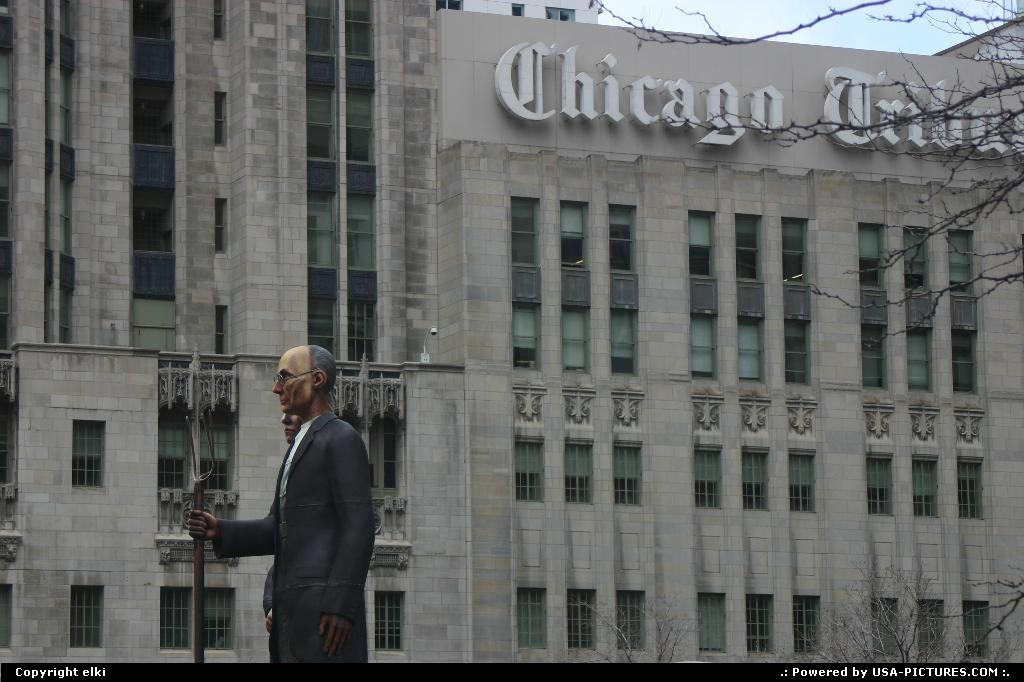 Picture by elki: Chicago Illinois   chicago tribune