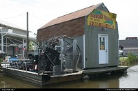 Photo by elki | Des Allemands  airboat bayou