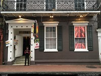 , New Orleans, LA, New orleans french quarter