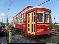 Louisiana, New Orleans tramway