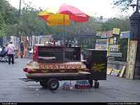 Photo by Bernie | New Orleans  food, hot dog