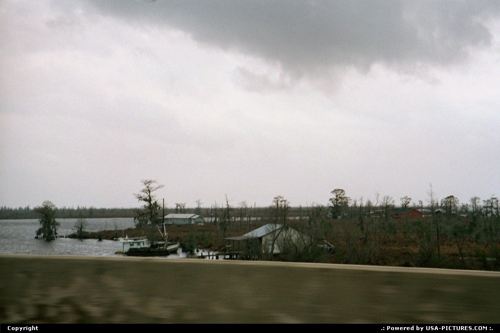 Picture by elki:Louisiana