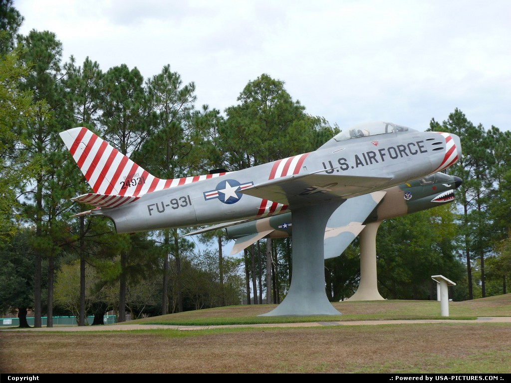 Picture by Bernie: Alexandria Louisiana   FLYING TIGERS