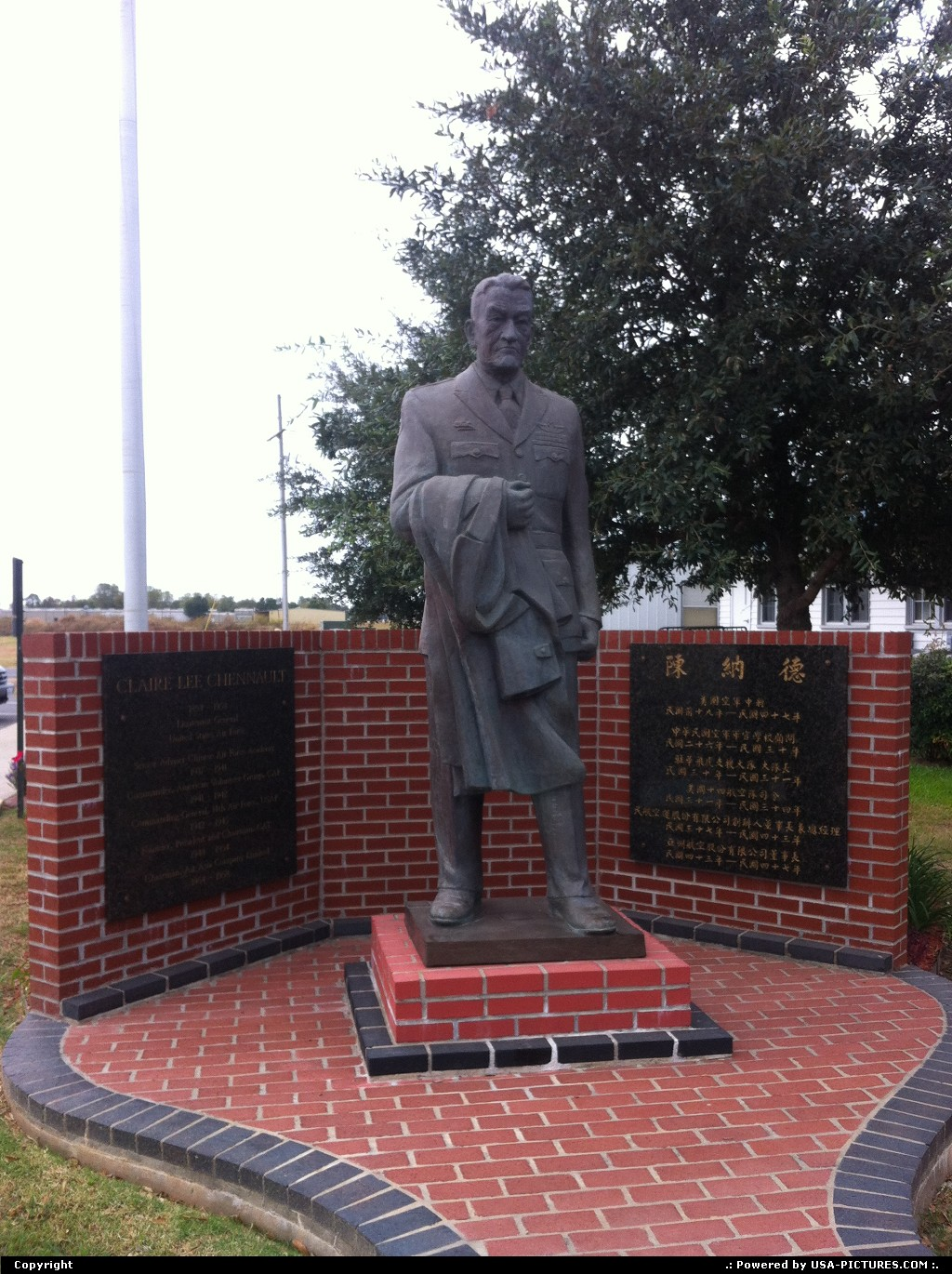 Picture by Bernie: Monroe Louisiana   MEMORIAL