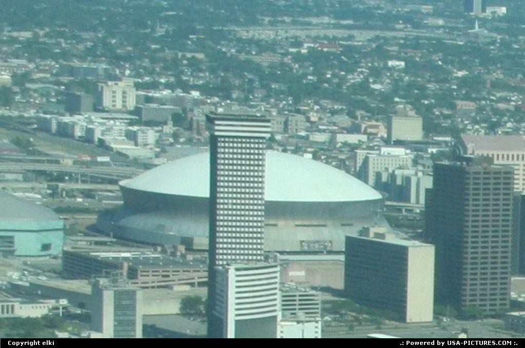 Picture by elki:New OrleansLouisiananew orleans superdome