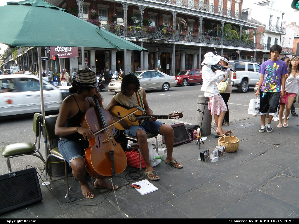 Picture by Bernie: New Orleans Louisiana