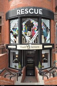 Shop at newbury street Boston