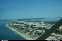 Massachusetts, Cape code vue d'avion