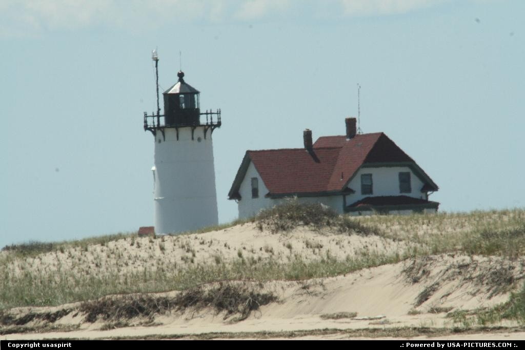 Picture by usaspirit: Provincetown Massachusetts   cape code provincetown light house