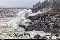 Photo by Steve Bart | Bar Harbor  Hunter Beach