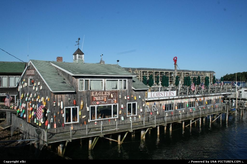 Picture by elki: Bar Harbor Maine   bar harbor