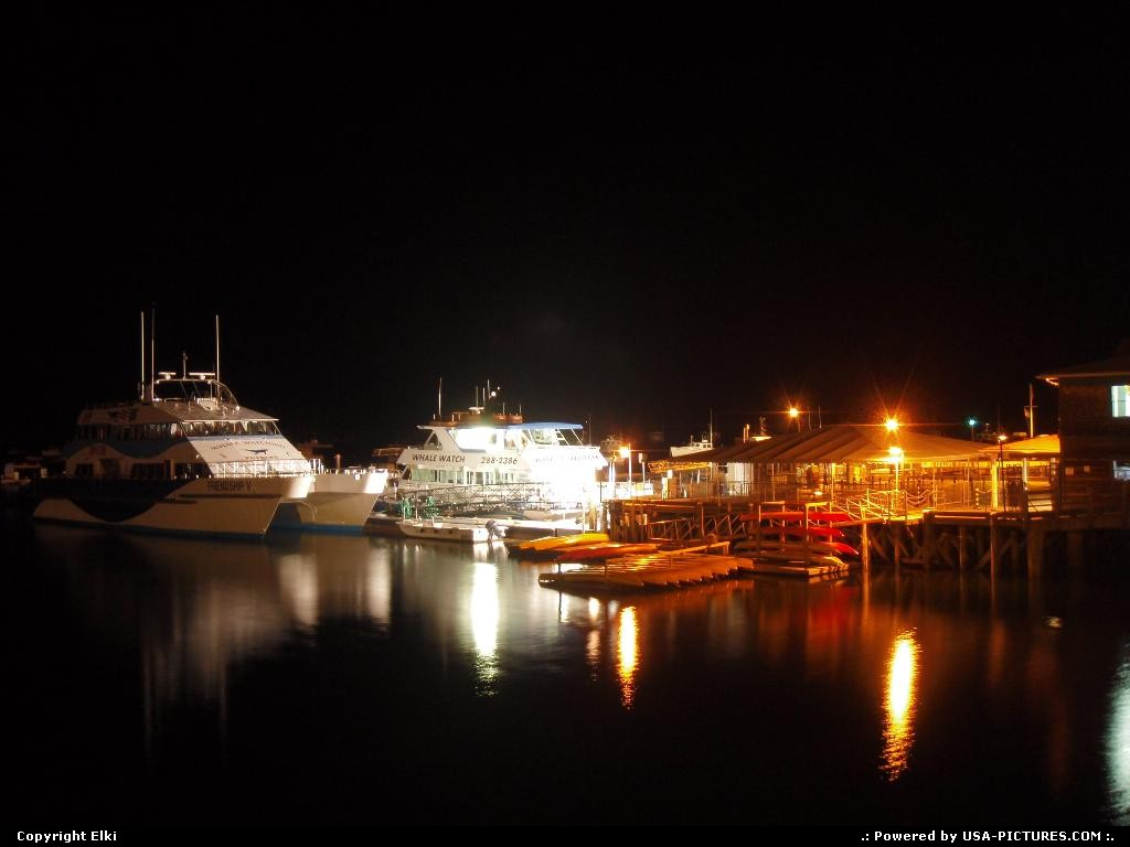 Picture by elki: Bar Harbor Maine   boats