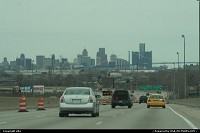 Michigan, Detroit skyline