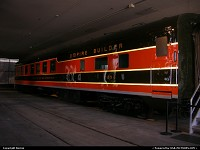 Photo by Bernie | Kansas City  train, car, museum