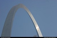 Photo by WestCoastSpirit | Saint Louis  arch, tram