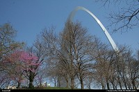 Photo by WestCoastSpirit | Saint louis  mississippi, arch, st louis, twa