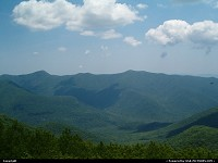 , Not in a City, NC, Blue Ridge Parkway