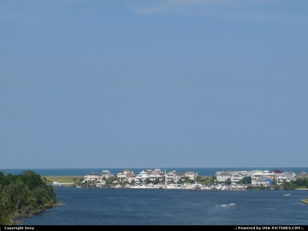 Picture by Sevy: Kure Beach North-carolina
