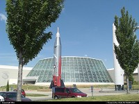 Nebraska, Strategic Air And Space Museum, near Omaha