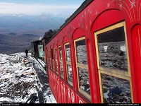 Mont washington, train