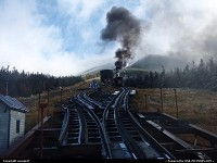 Photo by usaspirit | Not in a city  Mount washington, rail way