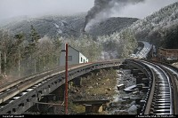 Mount washington, rail way