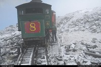 Mount washington, train