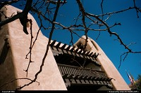 Photo by elki | Santa Fe  adobe, downtown