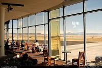 Photo by LoneStarMike | Albuquerque  airport, observation, lounge