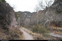 New-mexico, The Catwalk, near Glenwood...