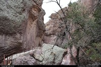 New-mexico, The Catwalk, near Glenwood. No crowd, a great walk if you're visiting the area...