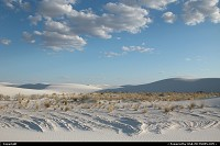 , Not in a City, NM, White Sands