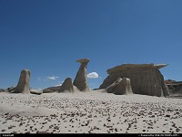 , Not in a City, NM, Bisty Badlands