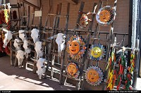 Santa Fe Capital of New Mexico, Santa Fe was founded in 1607. If means holy faith in spanish. It have a population of 67 947. It is the fourth city in New Mexico. Adobe style, the city attracts a lot of artists, settled down from '80s