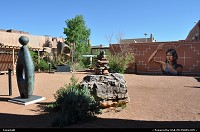 Santa Fe : Santa Fe Capital of New Mexico, Santa Fe was founded in 1607. If means holy faith in spanish. It have a population of 67 947. It is the fourth city in New Mexico. Adobe style, the city attracts a lot of artists, settled down from '80s